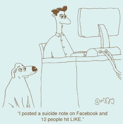 Suicide Post