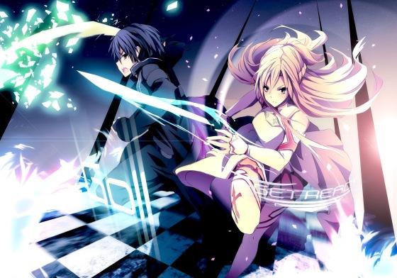 Kirito dan Asuna