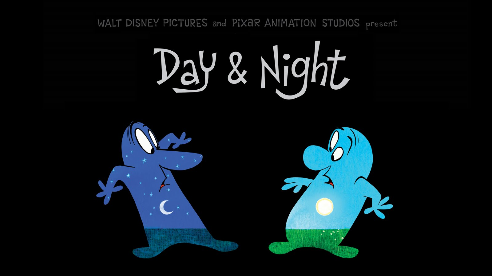 Day & Night by Pixar Animation