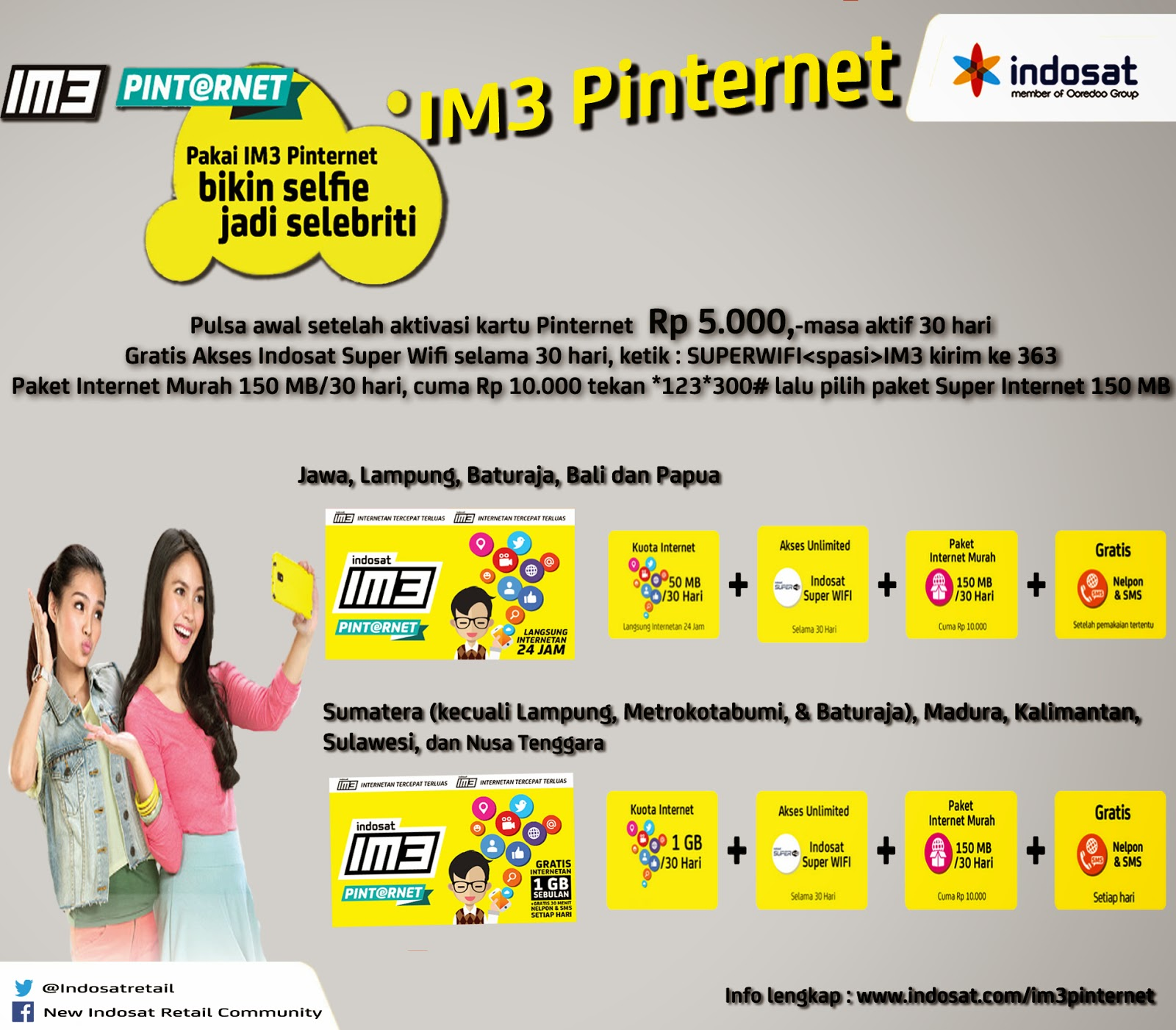 IM3 Pinternet